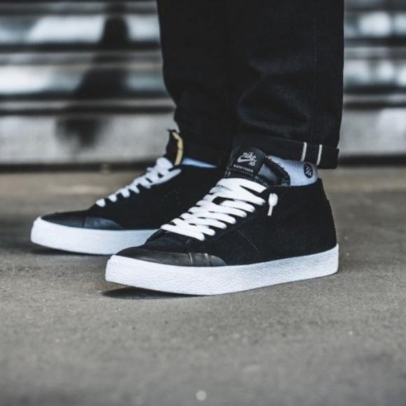 Nike Shoes | Sb Zoom Blazer Chukka Xt